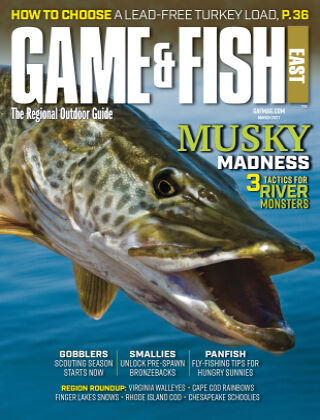 Game & Fish - East March 2021