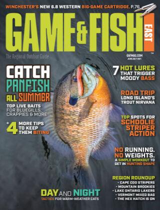 Game & Fish - East June/July