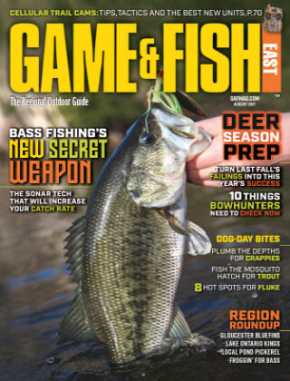 Game & Fish - East August