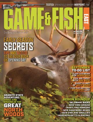 Game & Fish - East September