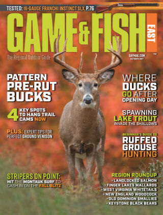 Game & Fish - East October 2021