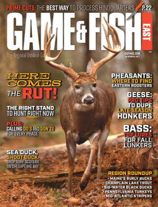 Game & Fish - East November