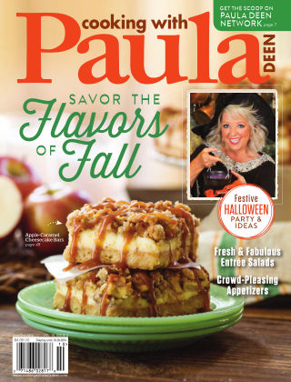 Cooking with Paula Deen SeptOct 2014