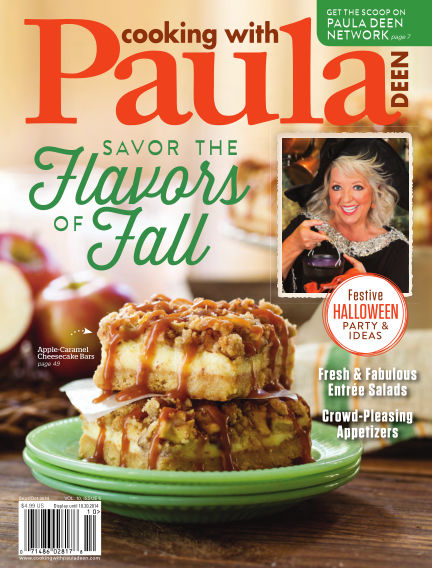 Cooking with Paula Deen August 08, 2014 00:00