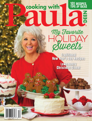 Cooking with Paula Deen NovDec 2014