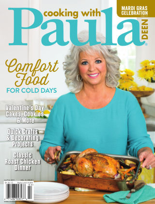 Cooking with Paula Deen Jan-Feb 2015