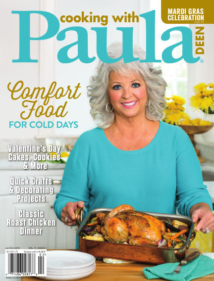 Cooking with Paula Deen December 12, 2014 00:00