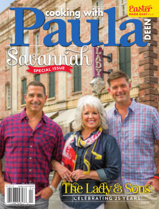 Cooking with Paula Deen Mar/Apr 2015