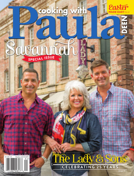 Cooking with Paula Deen February 06, 2015 00:00