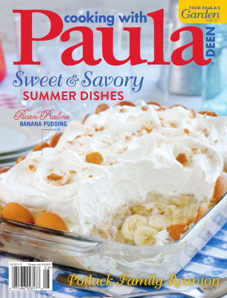 Cooking with Paula Deen July/August 2015