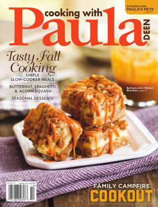 Cooking with Paula Deen Sept/Oct 2015