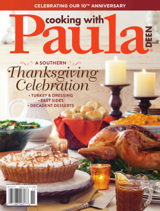 Cooking with Paula Deen November 2015