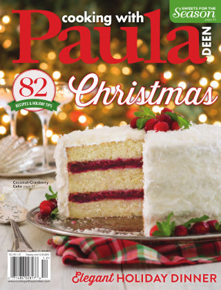 Cooking with Paula Deen DECEMBER 2015