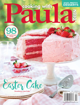Cooking with Paula Deen March/April 2016