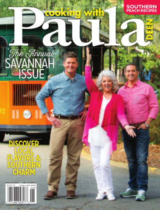 Cooking with Paula Deen MayJune 2016