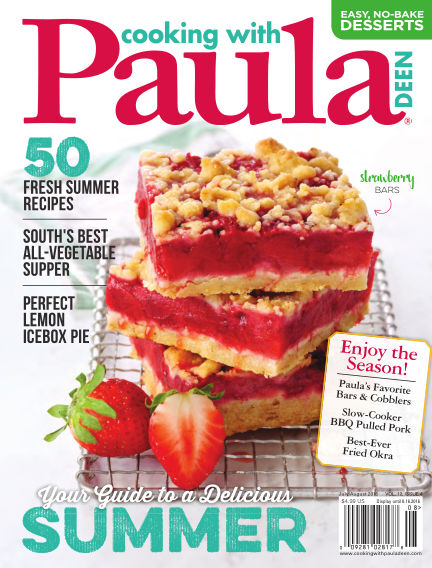 Cooking with Paula Deen May 31, 2016 00:00