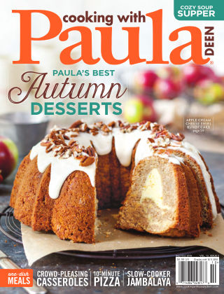 Cooking with Paula Deen Sept/Oct 2016