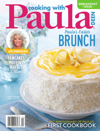 Cooking with Paula Deen Mar/Apr 2017