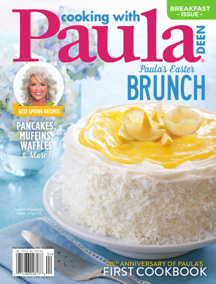 Cooking with Paula Deen February 14, 2017 00:00