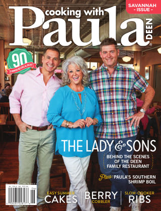 Cooking with Paula Deen 2017-04-11