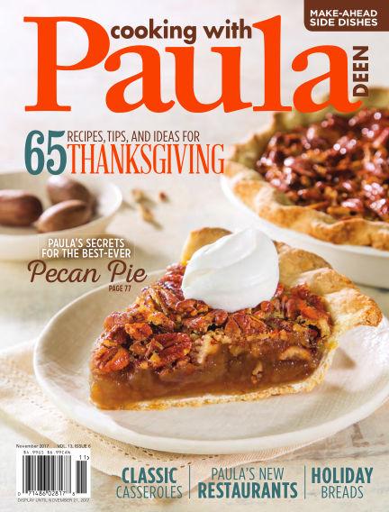 Cooking with Paula Deen October 03, 2017 00:00