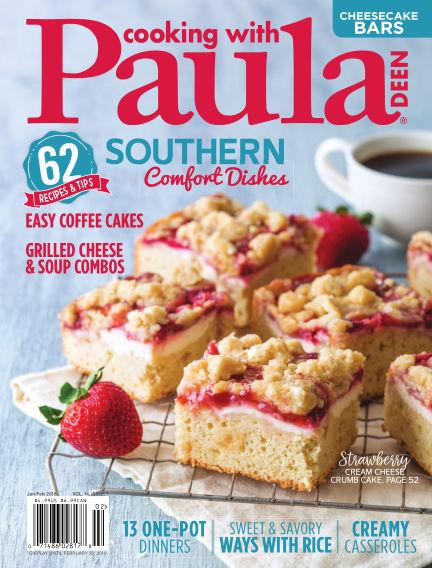 Cooking with Paula Deen December 12, 2017 00:00
