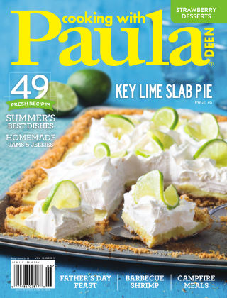 Cooking with Paula Deen May/June 2018