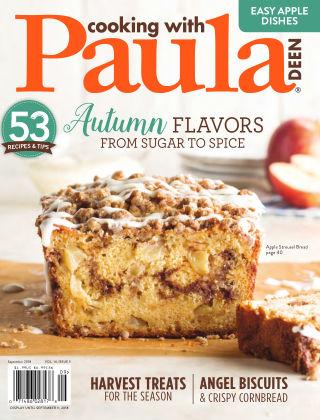 Cooking with Paula Deen September 2018