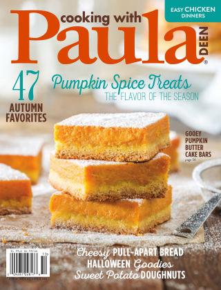 Cooking with Paula Deen October 2018