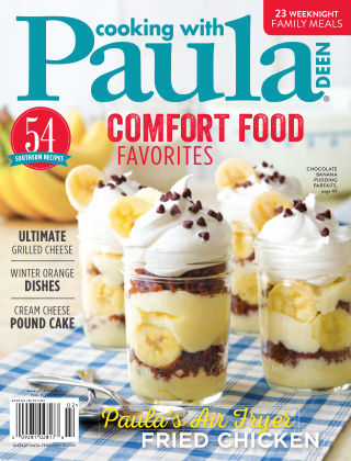 Cooking with Paula Deen Jan/Feb 2019