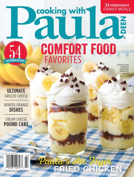 Cooking with Paula Deen December 11, 2018 00:00