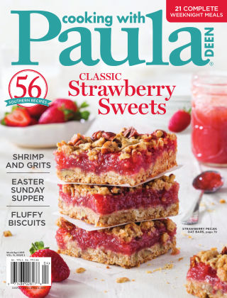 Cooking with Paula Deen March/April 2019