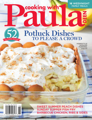 Cooking with Paula Deen May/June 2019