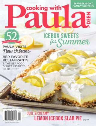 Cooking with Paula Deen July/August 2018