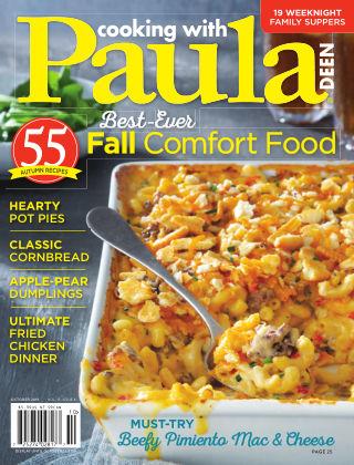 Cooking with Paula Deen October 2019