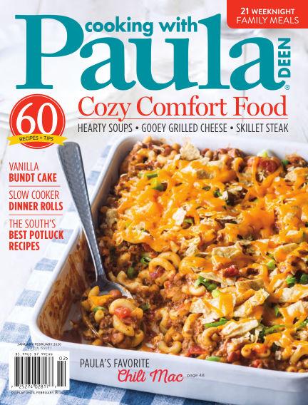 Cooking with Paula Deen December 03, 2019 00:00