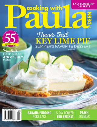 Cooking with Paula Deen July/August 2020