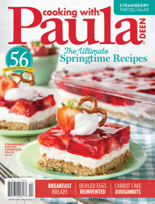 Cooking with Paula Deen March/April 2021