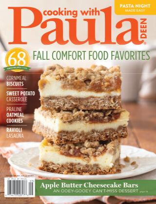 Cooking with Paula Deen September 2021