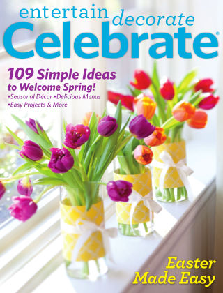 Entertain Decorate Celebrate Mar/Apr 2015