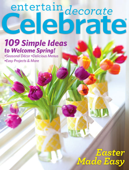 Entertain Decorate Celebrate February 13, 2015 00:00