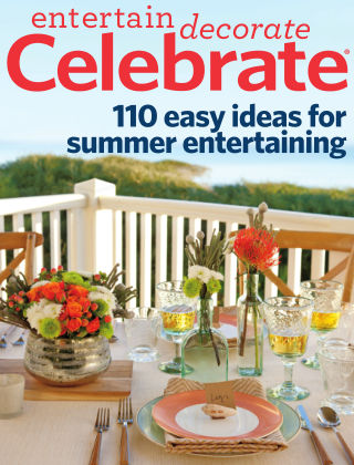 Entertain Decorate Celebrate May/June 2015