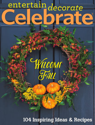 Entertain Decorate Celebrate Sept/Oct 2015