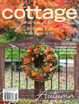 The Cottage Journal Autumn Cottage 2014