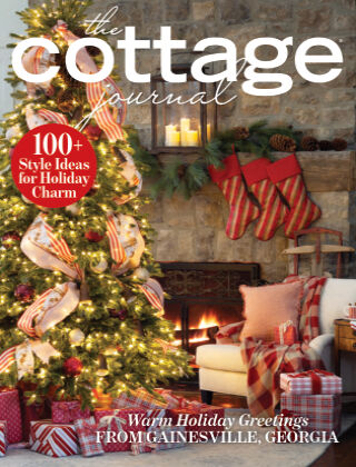 The Cottage Journal Christmas 2021
