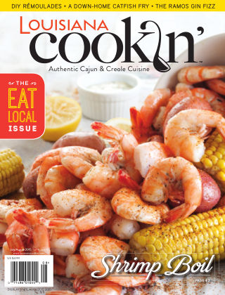 Louisiana Cookin' July/August 2015
