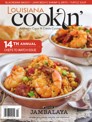 Louisiana Cookin' Sept/Oct 2015