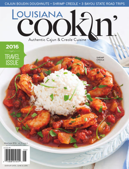 Louisiana Cookin' April 05, 2016 00:00