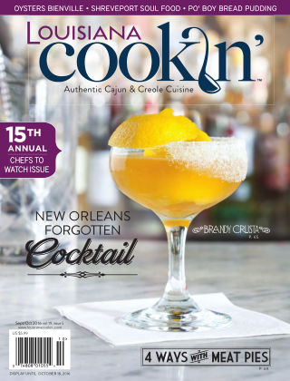 Louisiana Cookin' Sept/Oct 2016