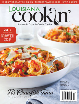 Louisiana Cookin' Mar/Apr 2017